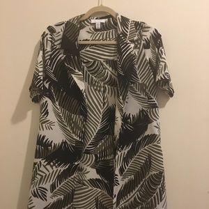 Topshop shirt dress